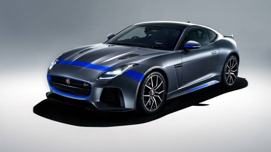 Jaguar F-Type SVR To Show Off New Graphic Pack In Geneva