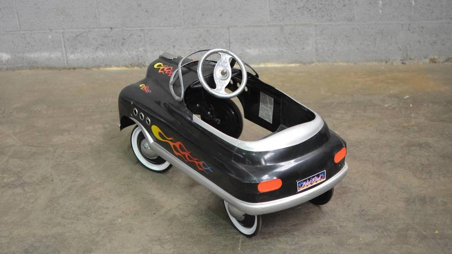 140 pedal cars going on auction