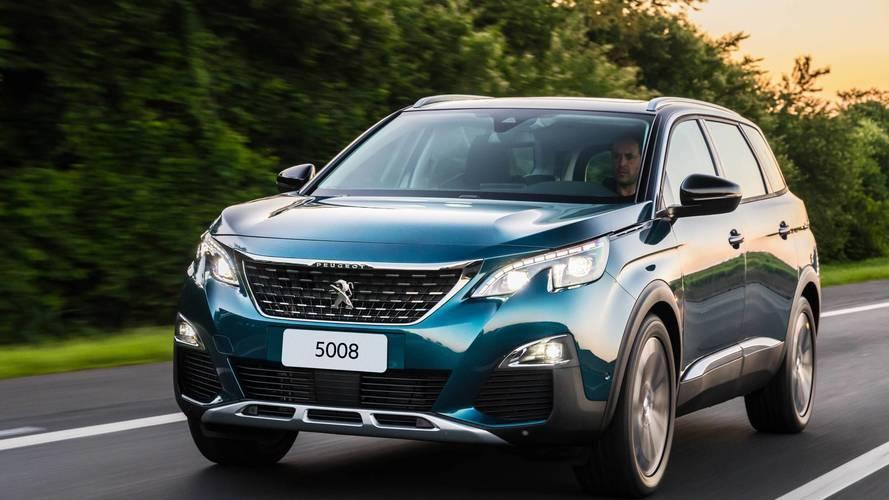 Peugeot 5008 estreia no Brasil a partir de R$ 157.490