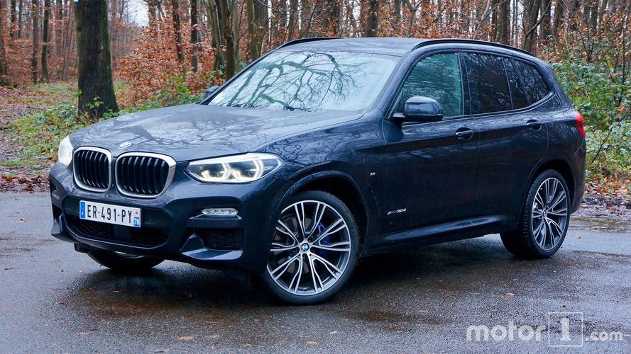 essai bmw x3 2018 retour au sommet. Black Bedroom Furniture Sets. Home Design Ideas