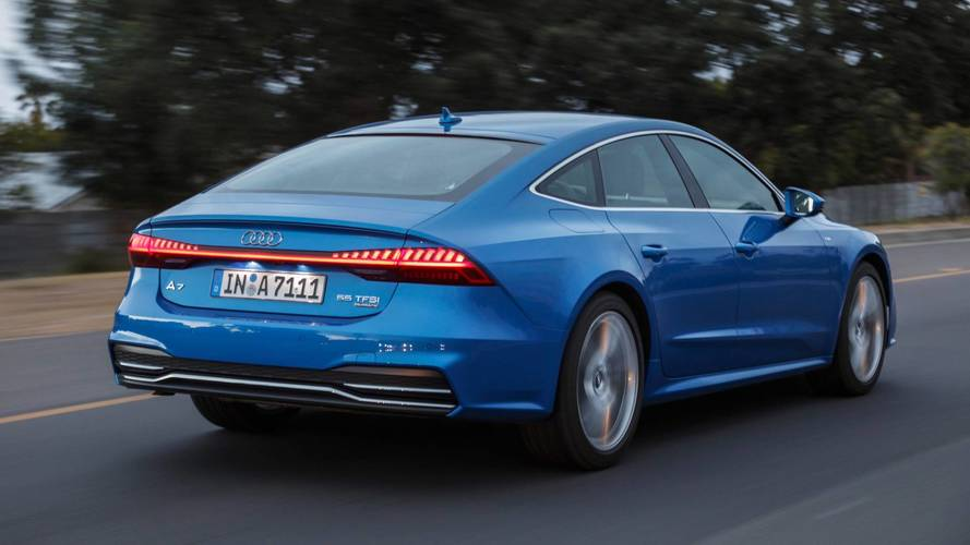All-new Audi A7 in pictures