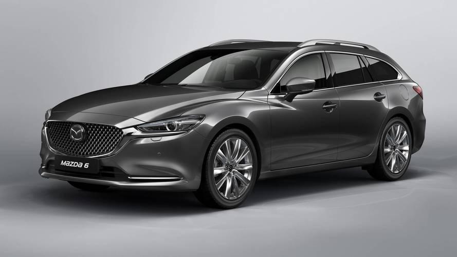 2018 Mazda6 Wagon hem güzel, hem pratik olacak