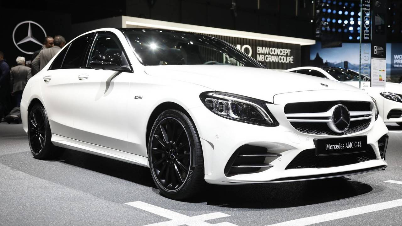 Mercedes-AMG C53 Trademark Suggests New AMG Model Is En Route