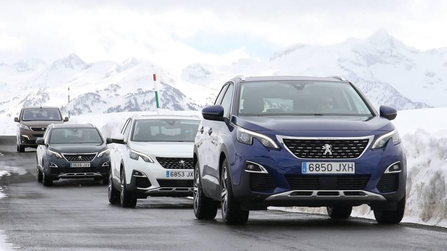 Peugeot Winter Experience 2018, despidiendo al invierno