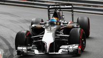 Adrian Sutil (GER), 25.05.2014, Monaco Grand Prix, Monte Carlo / XPB