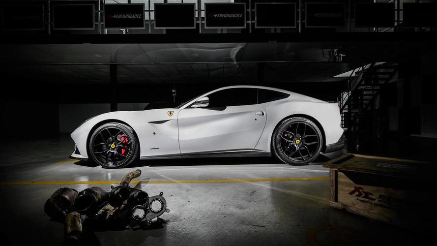 Ferrari F12 Berlinetta upgraded to 795 HP by PP-Performance
