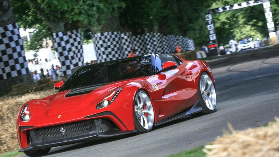 Ferrari patents new electronic steering technology - report