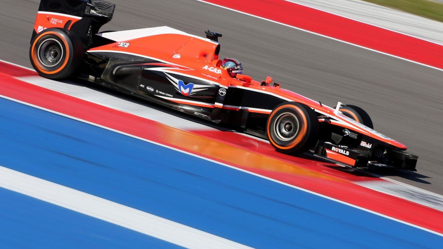 Marussia also won't race in America - Ecclestone