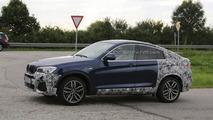 BMW X4 M40i spy photo