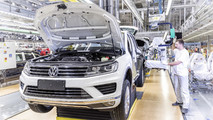 Volkswagen Touareg, segunda generación (2002-2010)