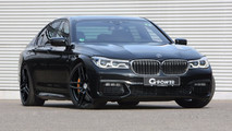 BMW 750D par G-Power