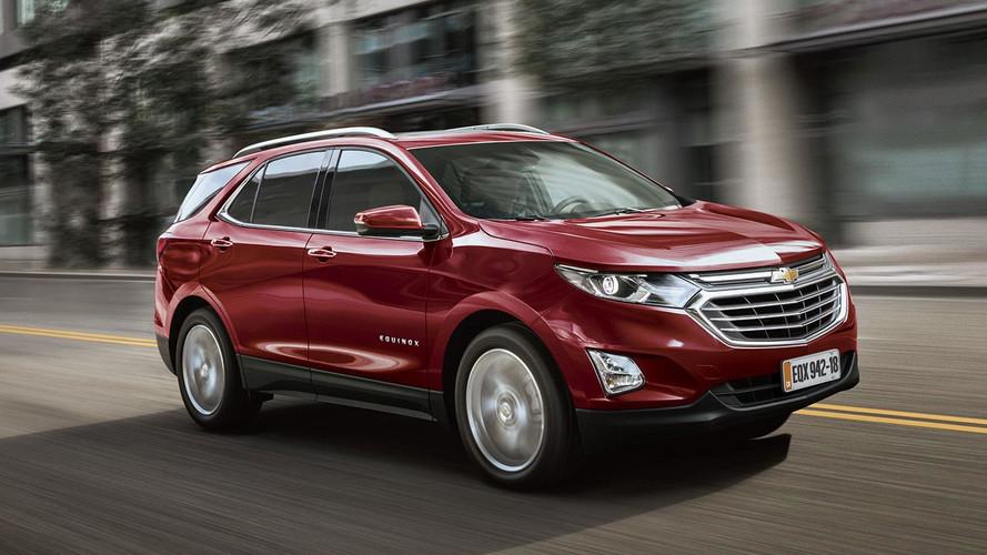Chevrolet Equinox estreará configuração Premier no Brasil