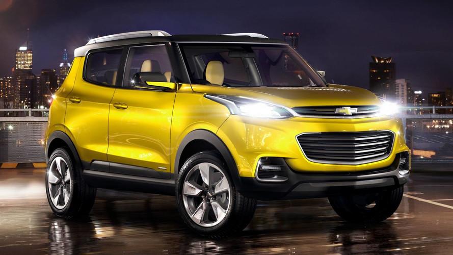 GM deve anunciar investimento para SUV compacto nacional em 02/08