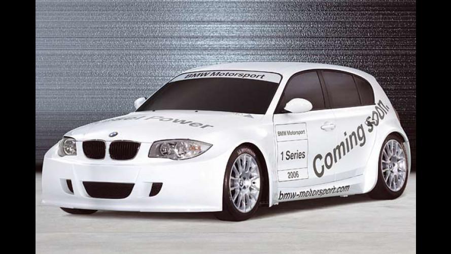 BMW 120d: Kompakt-Diesel kommt als Rennsport-Version