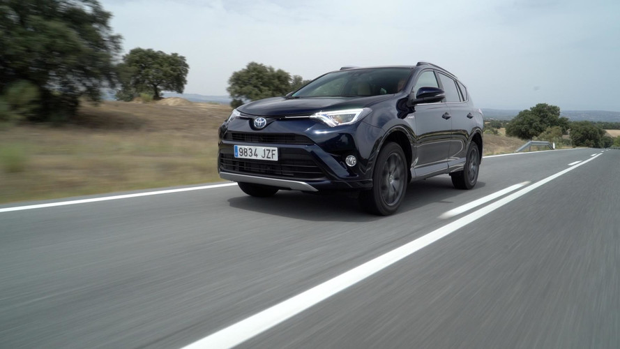 ¿Qué coche comprar? Toyota RAV4 hybrid 4x2 Feel! Edition 2017