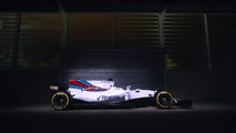 2017 Williams FW40 F1 car