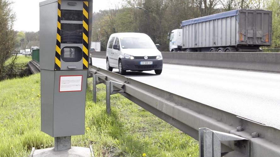 Un radar automatique rapporte 214'000 euros par an à l'état