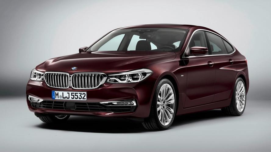 La BMW Série 6 Gran Turismo (2017) dévoilée !