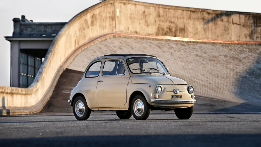 La Fiat 500 entre au musée d'art moderne de New York