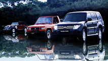100 years of Mitsubishi - The Pajero