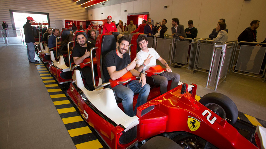 Ferrari Land España ya está abierto... y nos encanta