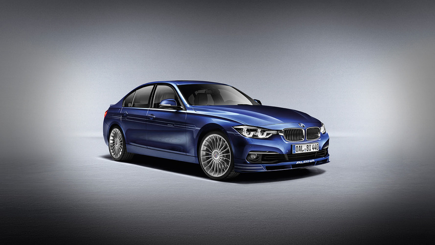 Alpina B3 and B4 Biturbo get even more powerful with S trim