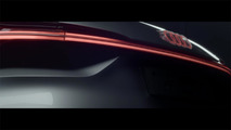 Audi Şanghay konsepti teaser 2