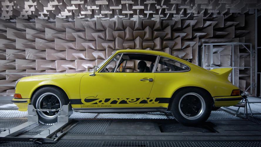 Los 5 Porsche con mejor sonido