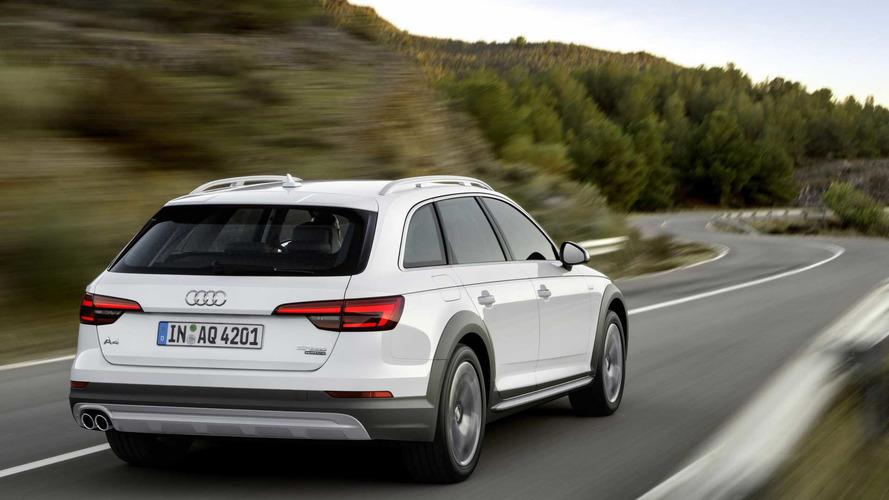 Audi A4 allroad 2017 2.0 TDI 150 CV