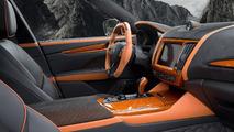 Mansory imzalı Maserati Levante
