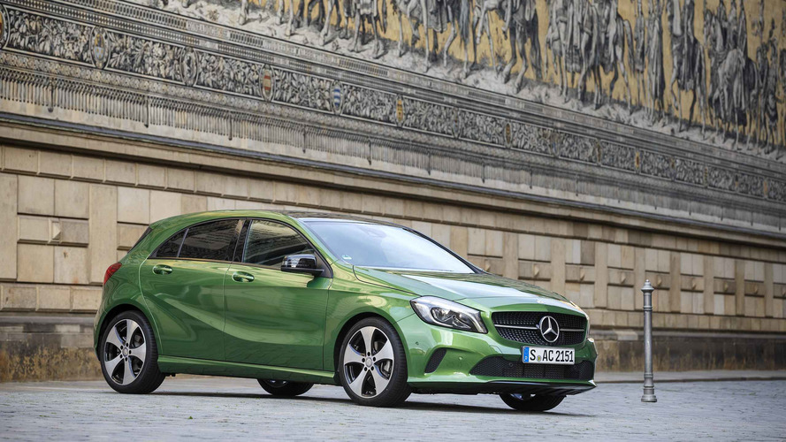2017 Mercedes-Benz A-Class Review