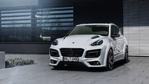 Porsche Cayenne Turbo S by TechArt