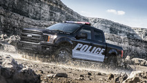 2018 Ford F-150 / Expedition SSV Police