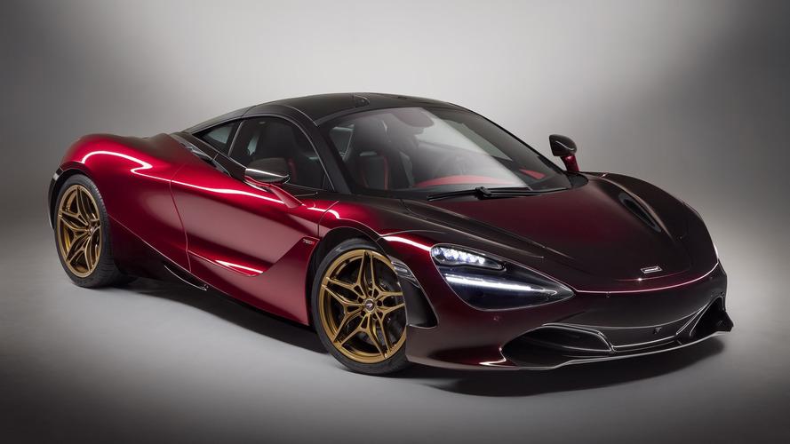 McLaren 720S already has an MSO variant