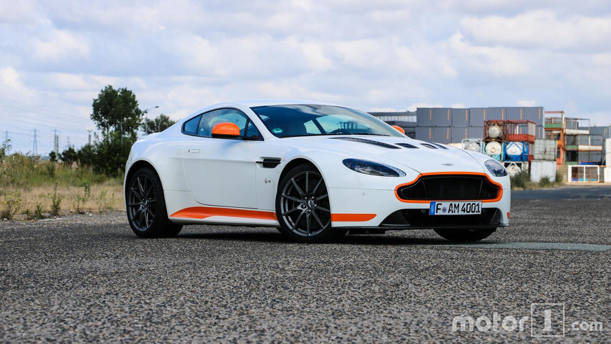 Essai Aston Martin V12 Vantage S BVM7 (2017)
