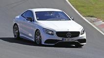 2019 Mercedes SL spy photos