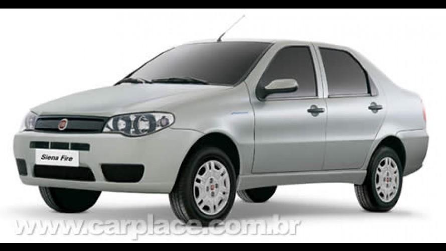 Fiat lança linha Siena Fire 2010 e Strada Fire 2010 com novos motores da FPT