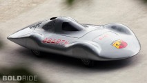 Abarth 1000 Bialbero Record Car