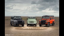 Land Rover Defender Limited Editions