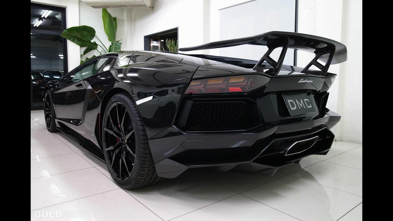 DMC Lamborghini Aventador by Autoproject-D