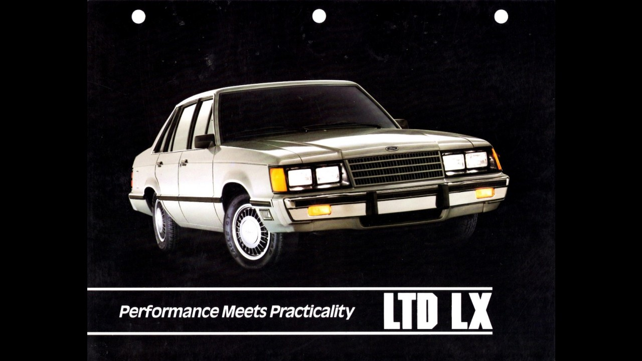 Ford LTD LX