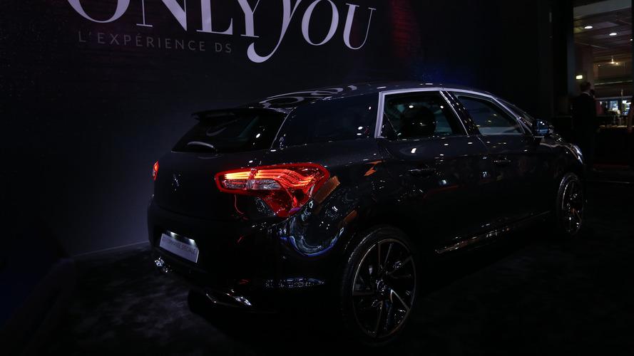 DS5 2016 Mondial de l'Automobile