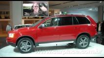 Salão de Detroit 2008: Volvo apresenta XC90 com acabamento R-Design