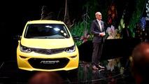 2017 Opel Ampera-e - 2016 Paris Otomobil Fuarı