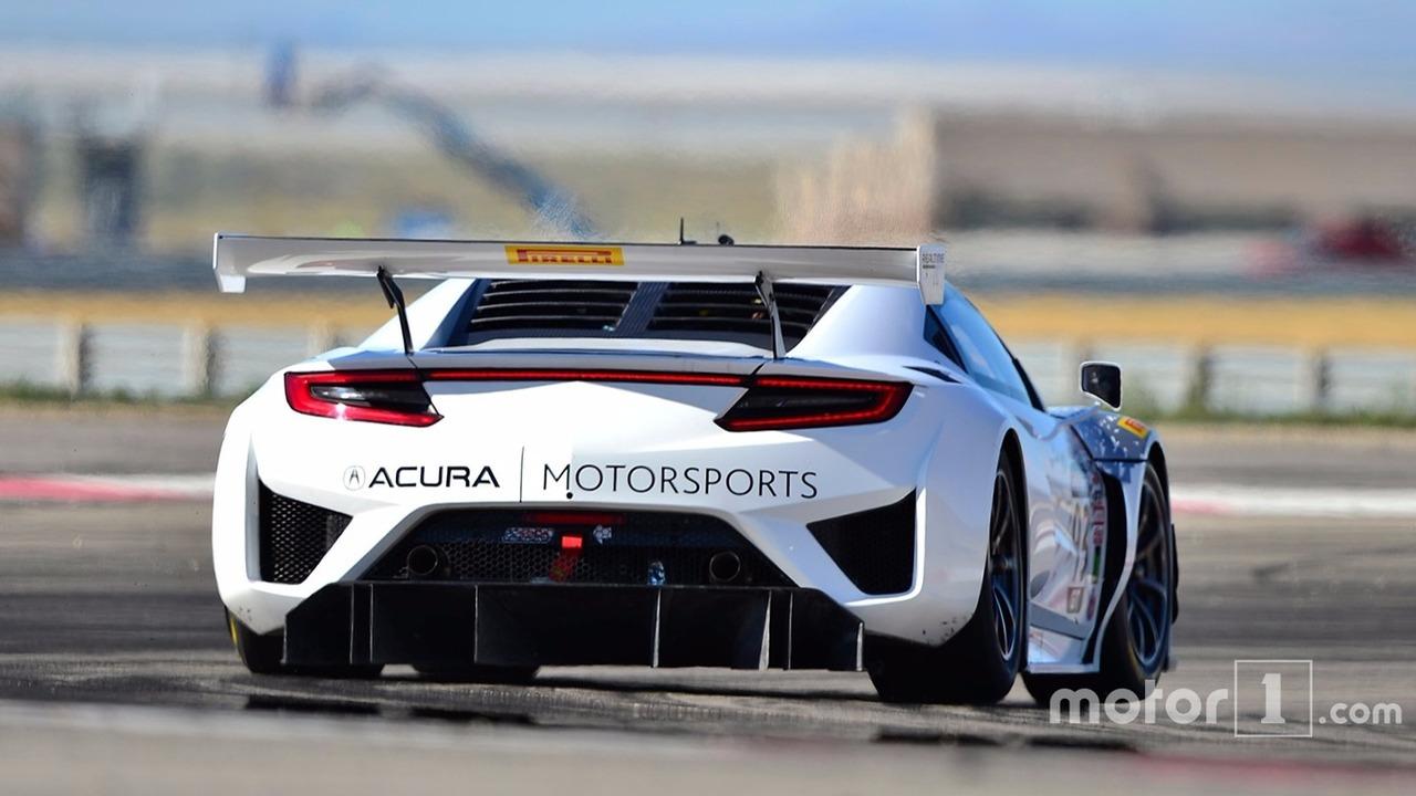 Acura NSX GT3 2