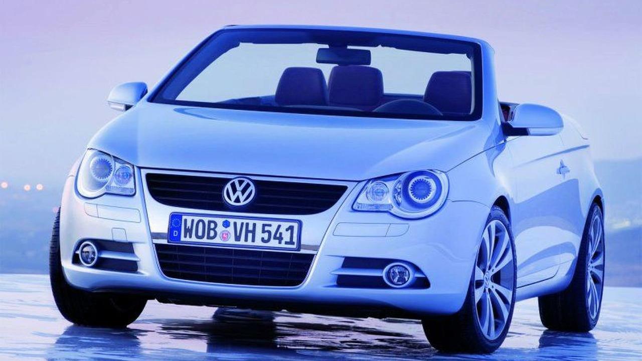 Volkswagen Eos Convertible