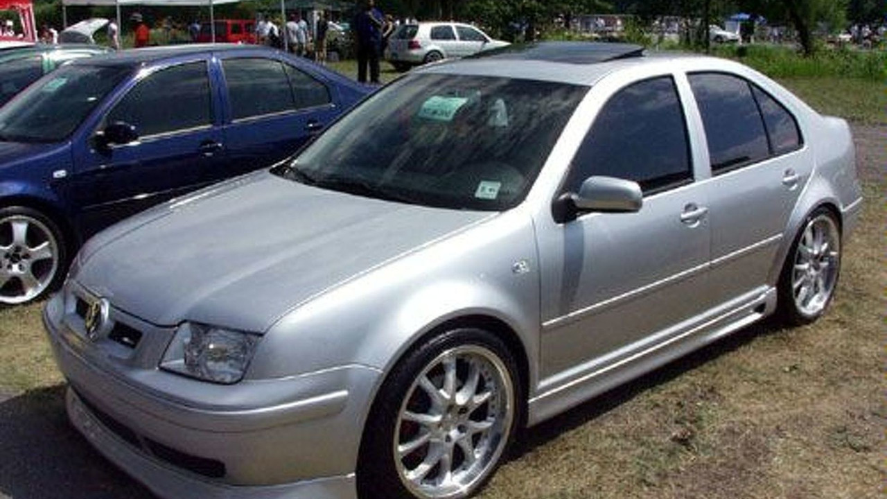 Jetta, Waterfest 2001