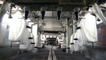 Ford Unveils Paint Shop of the Future