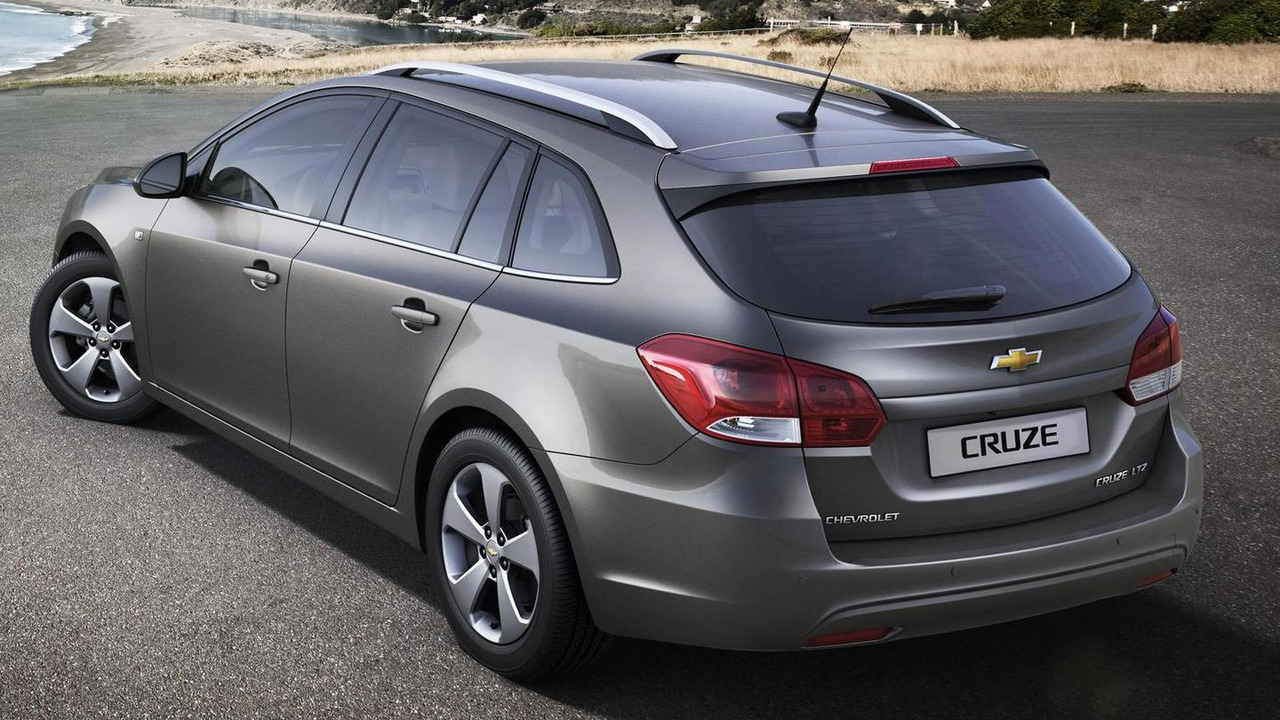 2013 Chevrolet Cruze Wagon