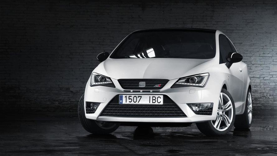 SEAT Ibiza CUPRA facelift to ditch 1.4 TSI engine in favor of 1.8 TSI